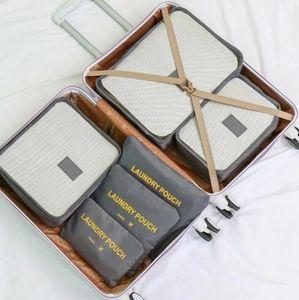 📣Last Set📣6pc Luggage Organizer